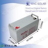 Batteria al piombo del ciclo profondo della batteria solare di Newgos 12V 100ah