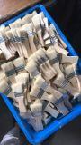 Hölzerner Griff-Lack-Pinsel mit Wolle-materiellem Thailand-Markt