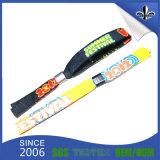 Premier bracelet neuf fait sur commande de tissu de cadeau de promotion de qualité