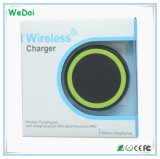 Caricatore senza fili portatile di vendita caldo del Qi per il iPhone e Samsung (WY-CH01)