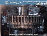 Capsuleur 3 de remplissage de rondelle de jus dans 1 machine de Monoblock
