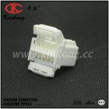 12 conetor elétrico branco 174913-6 do Pin Tyco/ampère