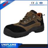 Semelle PU supérieure en cuir véritable des chaussures de sécurité RPS055