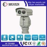 1kmの夜間視界2.0MP 10WレーザーHD IP PTZ CCTVのカメラ