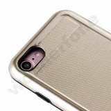Оптовая продажа 2 в 1 комбинированном PC iPhone 7 TPU аргументы за сотового телефона