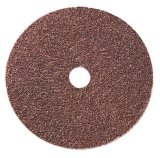 """섬유 모래로 덮는 디스크 4-1/2 """" X 7/8 """" 80의 모래 알루미늄 산화물"""