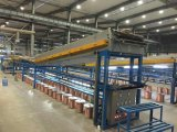 Kupferner Draht-Legierungs-Draht-Ausglühen-konservierende Maschine