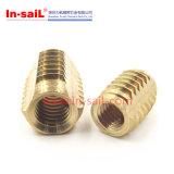 Noix auto-fileteuse de garniture intérieure filetée d'implants