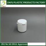 50ml 백색 색깔 PE 추잉 검 사탕 플라스틱 병