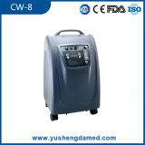 O2発電機の酸素機械医療機器の酸素のコンセントレイタCw8