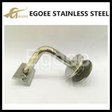 O fabricante fornece diretamente o suporte de parede da tubulação dos trilhos do aço inoxidável