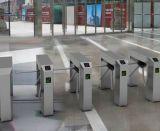 バス停留所の地下鉄のための三脚の回転木戸