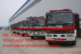 4*2 [إيسوزو] 6 أطنان مال ناقلة نفط نار يتنازع شاحنة لأنّ كمبوديا