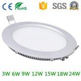 円形LEDのパネルは工場直接提供をつける