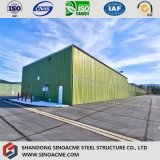 Estructura de acero ligera prefabricada para el almacén
