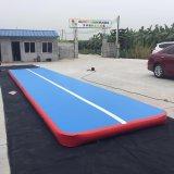 Vendita calda! Stuoia gonfiabile dell'aria della pista di caduta per ginnastica
