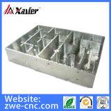 CNC 기계로 가공해서 주문을 받아서 만들어진 커뮤니케이션 포좌 알루미늄 단면도
