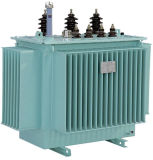Transformator van de Distributie van CEI de Standaard6kv Olie Ondergedompelde