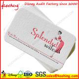 Бирка Hang ткани печатание логоса изготовленный на заказ