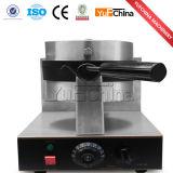 Мини-машина по производству полупроводниковых пластин с ручкой / высокого качества для приготовления вафель цена машины