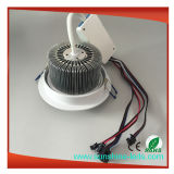27W RGB/RGBW LED 천장 빛 천장 빛 LED Downlight