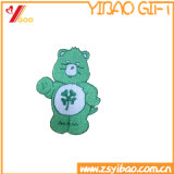 귀여운 Customed 로고 형식 자수 패치 Yb-HD-158