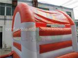 Utiliza parte de puente, gorila inflable para niños Play