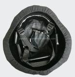 Capacete material Nij Iiia 9mm PARA de Ballistc do PE de pouco peso do teste padrão de Pasgt M88. com tampa
