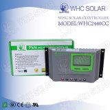 Солнечная система питания 12V40A солнечного зарядного устройства аккумулятора контроллера
