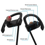 Bluetooth 4.0 HD 음질 쉬운 운영 빛 인간 이어폰