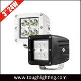 4X4 het LEIDENE 3inch 24W Offroad CREE Werk van de Auto Lichten voor Jeep 4WD SUV ATV