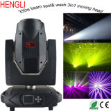 330W 15r Beam Spot e Wash 3in1 Moving Head (HL-330BSW)