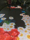 Schermo interattivo dell'interno durevole del pavimento di Dancing della visualizzazione di LED delle mattonelle di pavimento P6 di RGB P6 LED fatto in Cina