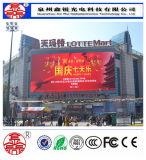 Visualizzazione di LED esterna di colore completo di alta qualità di P10 SMD impermeabile per fare pubblicità