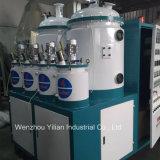PU double densité de couleurs multiples versant de la machine avec réservoir de couleur