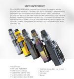가장 새로운 발사 Ni/Ti/Ss 온도 조종 및 TCR 기능 Ijoy Capo 100W Mod 장비