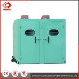 Elektrische Verdraaiende Vastlopende Machine voor de Hoge Kabel van de Frekwentie