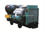 Compressore d'aria a vite portatile di raffreddamento ad aria
