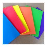 Espuma do PE com cores brilhantes para a inserção do caso