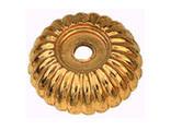 Rame, coperchio d'ottone fatto da Brass Stamping