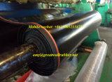 Industrielle Anti-Abschleifende natürliche PARA-Gummi-Blatt-Rolle