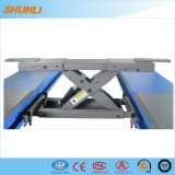 4-Post Double Cylinder Hydraulic Car Storage Packing Lift