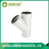 Acessórios para tubos de drenagem do cotovelo de PVC com o soquete