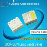 Alta qualità Epistar/chip 0.3With0.4W 5050 RGBW SMD LED del CREE