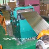 Metal de acero de Wuxi que raja la línea