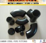 Ajustage de précision de pipe d'acier du carbone selon En10253/P265gh/A234 Wpb
