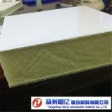 Plástico reforçado com fibra de vidro resistente a UV Painel de espuma de poliuretano para camiões frigoríficos Carroçaria