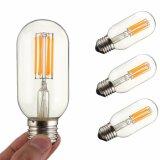 Bulbo de lámpara blanca caliente de Edison de la vendimia retra de la MAZORCA de Dimmable T45 E27 E26 2W AC110V AC220V