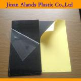 Hoja auta-adhesivo del PVC del libro material del álbum del PVC