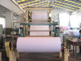 Machines avancées de papier de livre de machine de papier de l'imprimerie A4 de 1575mm